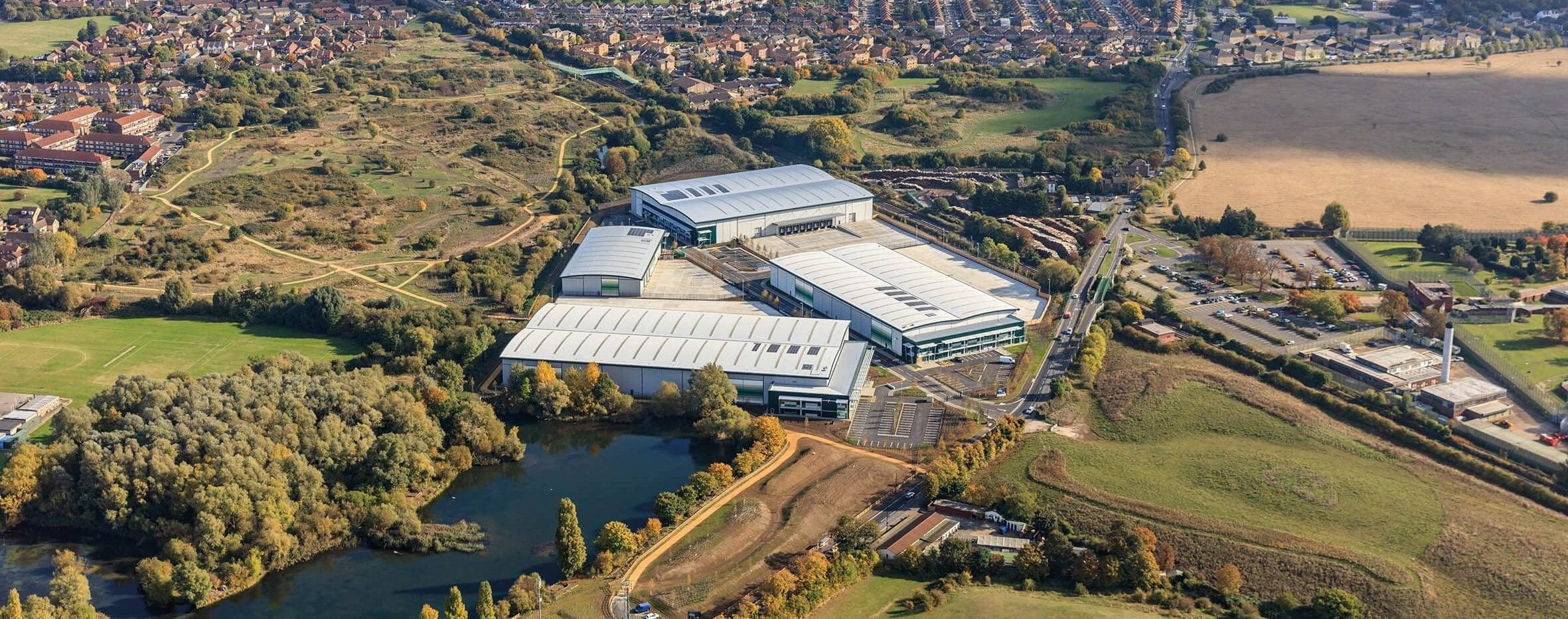 Heathrow Logistics Park fully let as BlackRock and Graftongate land double deal