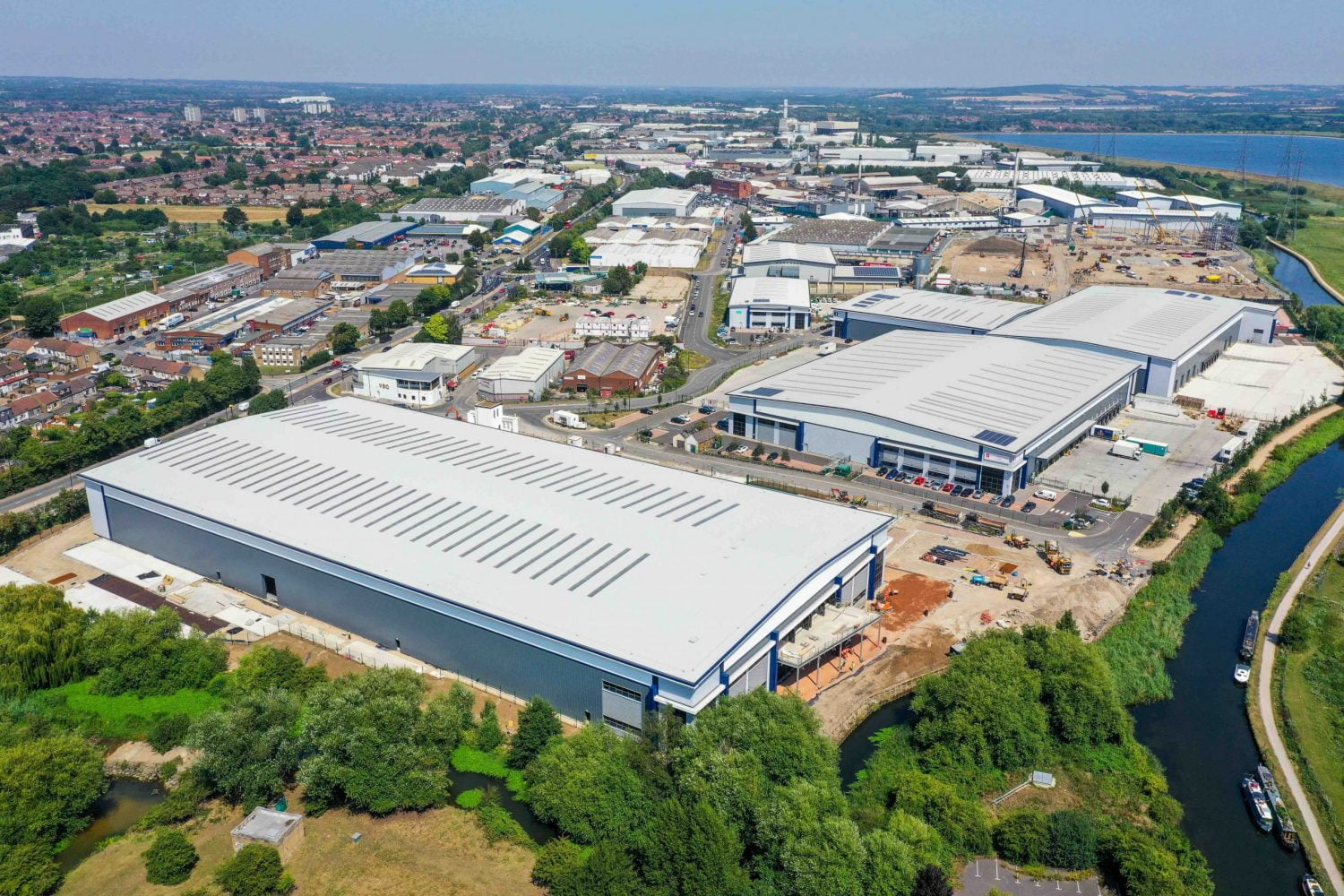 ArrowXL agrees 10-year lease at Enfield Distribution Park